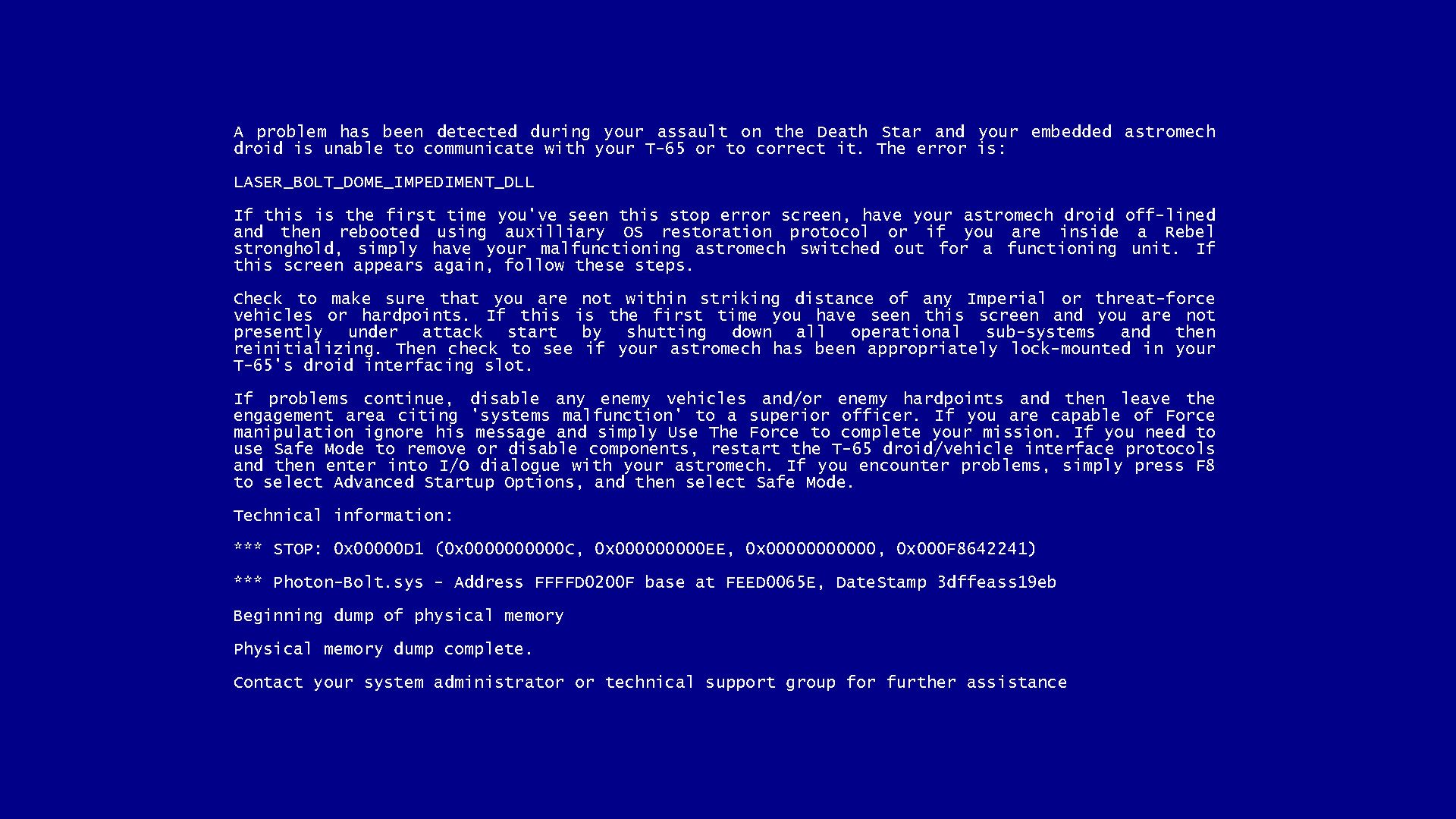 BSOD Windows